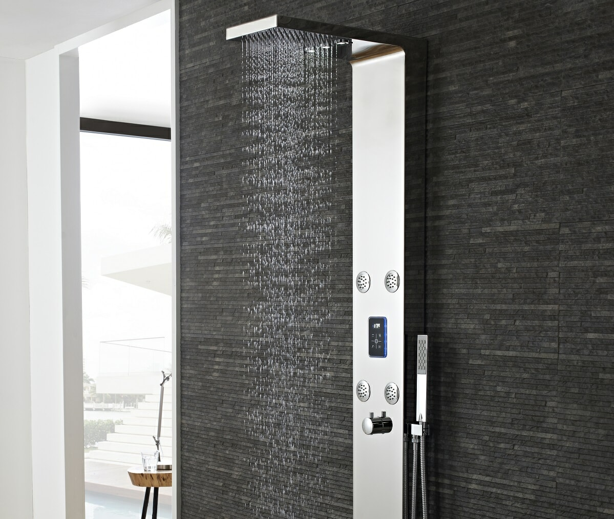 Why Choose Shower Panels To Modernize