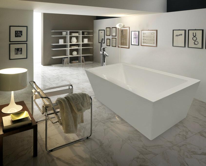Freestanding Tubs - Bathroom Trends 2015