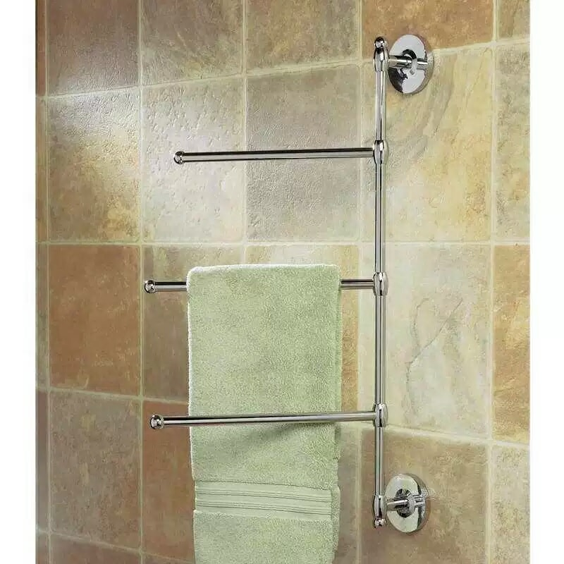 modern towel warmer with 3 rails