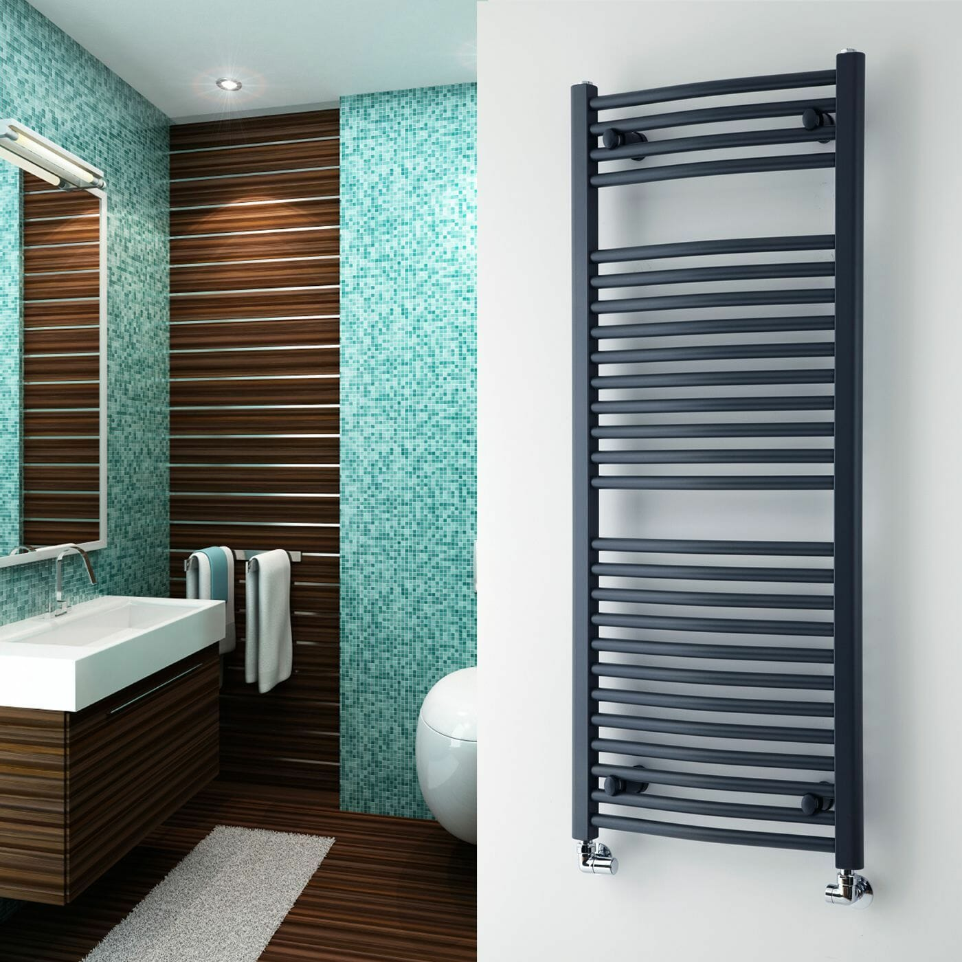 A Buyer S Guide To Heated Towel Racks