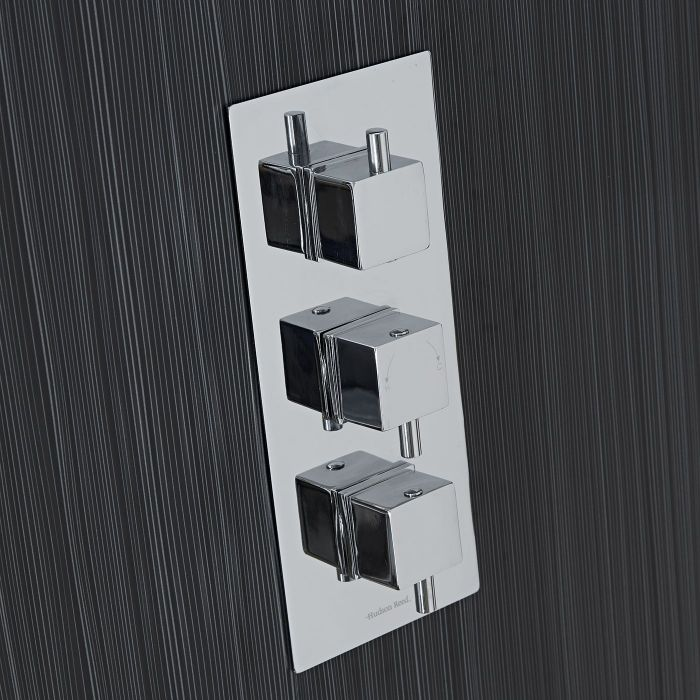 square thermostatic valve