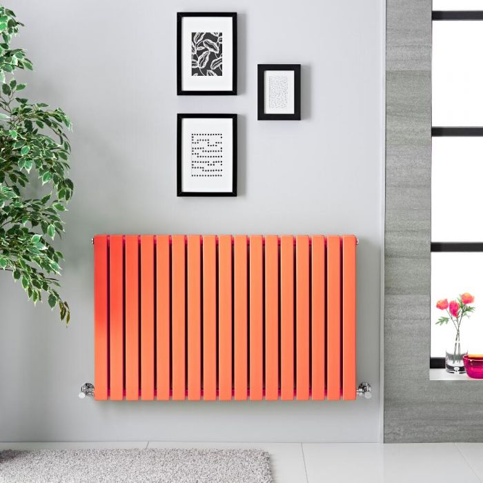 orange sloane radiator