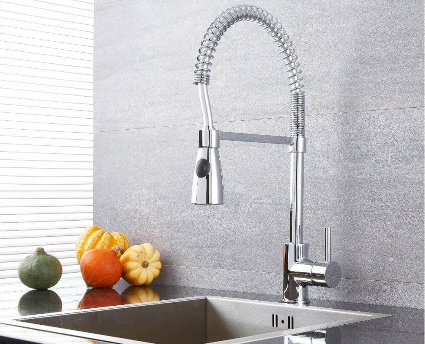 quest kitchen faucet