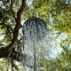 outdoor rainfall shower