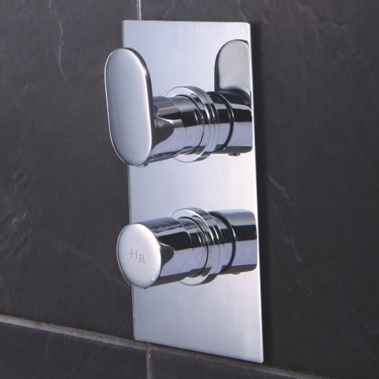 cloud 9 concealed thermostatic twin valve