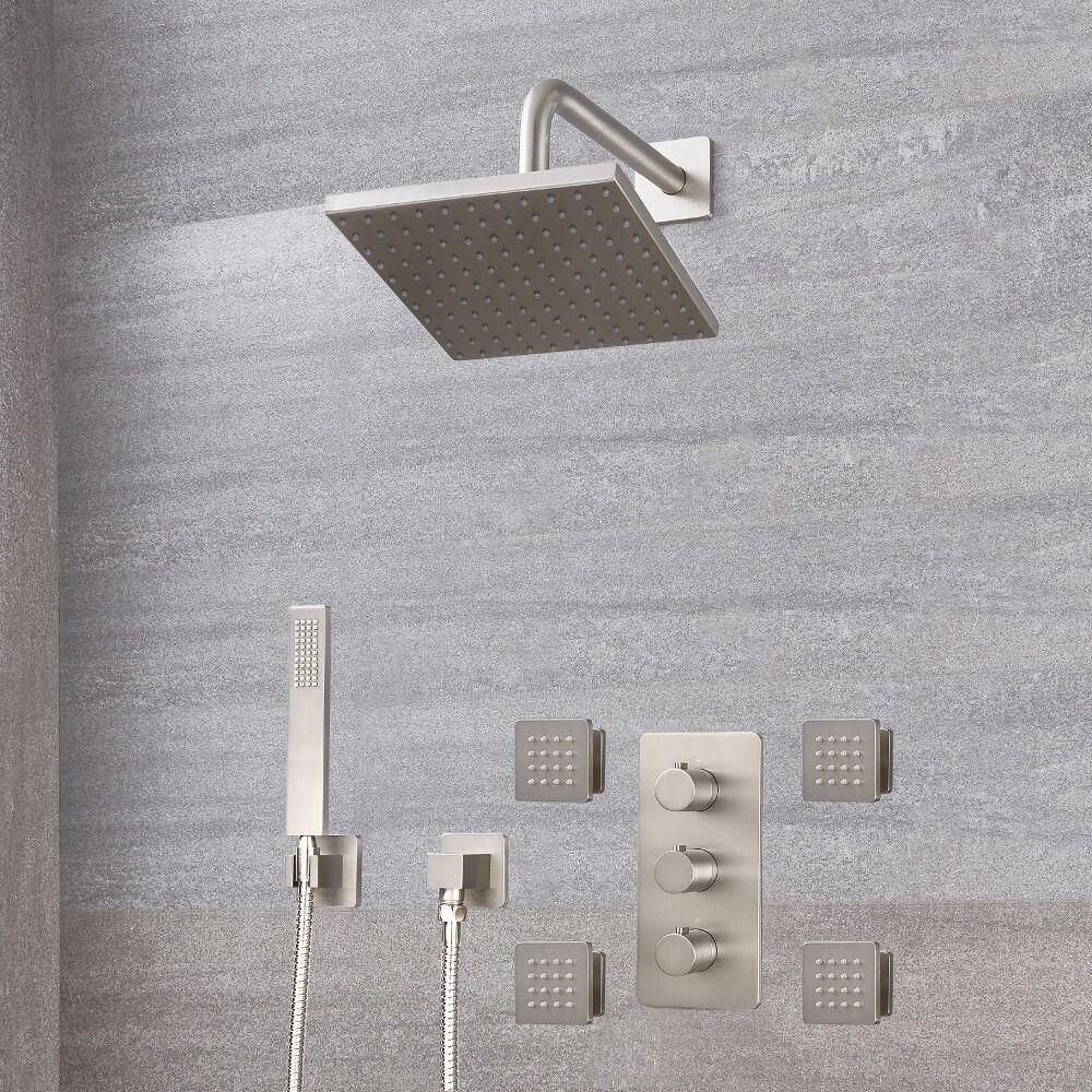 arcadia thermostatic shower system