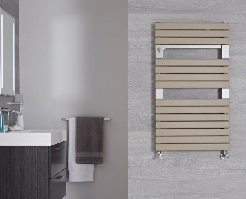 seina mineral quartz towel warmer