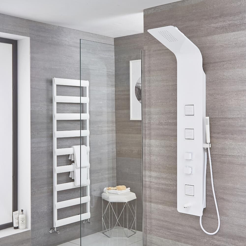 The Ultimate Guide To Shower Panels Hudson Reed