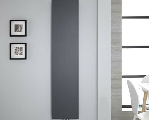 vivara flat panel vertical designer radiator