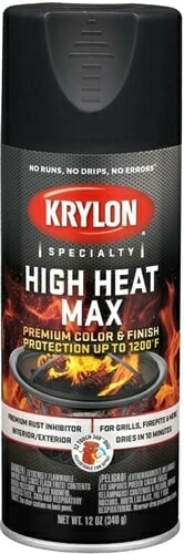 krylon high heat max paint