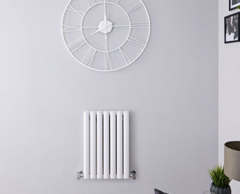 revive air small white radiator