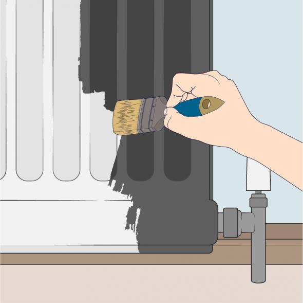 top coat radiator animated
